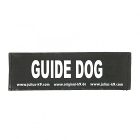 GUIDE DOG - Logo klein, 1 Paar!