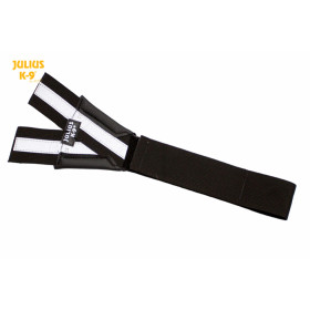 Y - Belt with leatherette material for powerharness size 1-2
