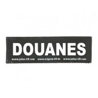 DOUANES - Logo groß, 1 Paar!