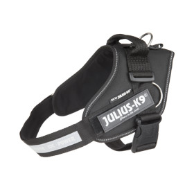 IDC-Powerharness with siderings size. 2 black