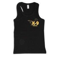 K9 Trikot, für Männer, schwarz, XL