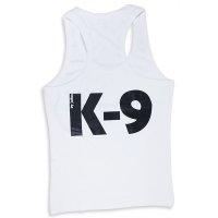 K9 Trikot, für Frauen, weiss, M