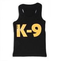 K9 Trikot, für Frauen, schwarz, L