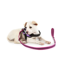 K9 Super-grip leash PINK diam.20mm / 3 m with handle, max for 50 kg dog