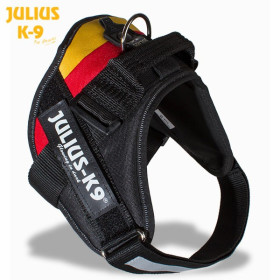 IDC-Powerharness for labels, size 4 German flag