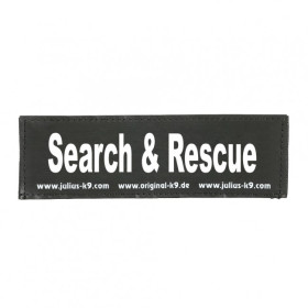Search & Rescue - Logo klein, 1 Paar!