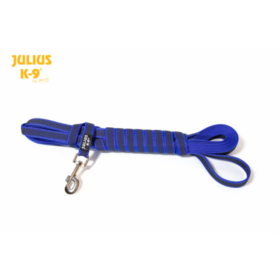 K9 Super-grip leash diam.20mm / 5 m with handle, max for 50 kg dog