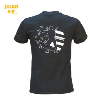 T-Shirt / K9-USA black size S