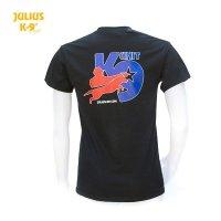 T-Shirt / K9-USA2 black size M