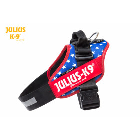 IDC-Powerharness for labels, size 0 US flag