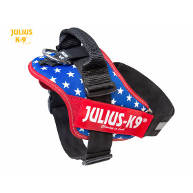 IDC-Powerharness for labels, size 4 US flag