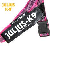 IDC®-Gurtbandgeschirr Gr. 3 pink, Brustumfang: 82-116 cm