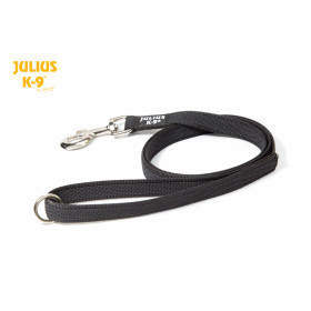 K9 Super-grip leash diam 20mm / 1,2 m with handle and O ring, max for 50 kg dog