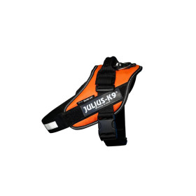 IDC®-Powergeschirr® Gr. 0 Neon-Orange