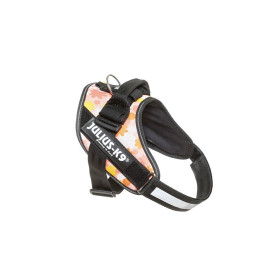 IDC-Powerharness for labels, size 0 pink with Flowers