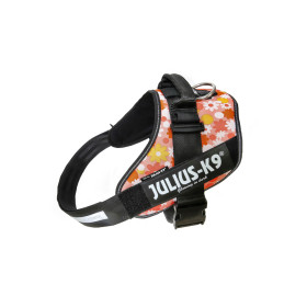 IDC-Powerharness for labels, size 3 pink with Flowers