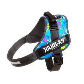 IDC-Powerharness for labels, size 4 Kid Canis