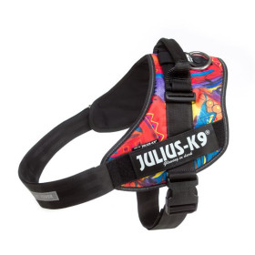 IDC-Powerharness for labels, size 4 Psycho Canis