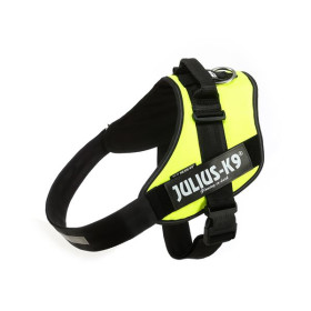 IDC-Powerharness for labels, size 4 UV neon green