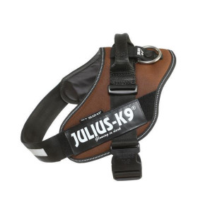 IDC-Powerharness for labels, size 1 chocolate brown
