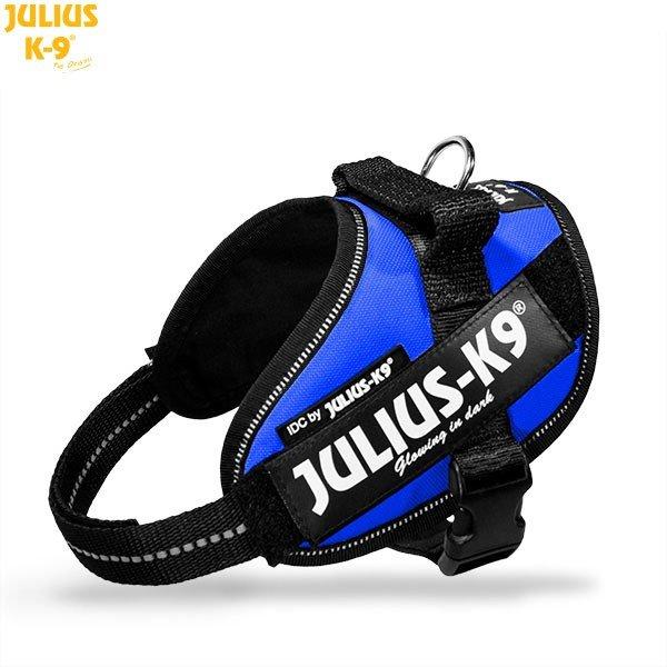 IDC®-Powergeschirr® mit Logofeld,Mini Mini blau
