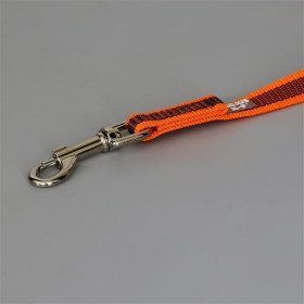 K9 Super-grip leash Orange diam.20mm / 6 m without handle, max for 50 kg dog