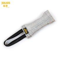 Tug cotton / Ny 10 mm x 2-3 cm outside sewn - 1 handle