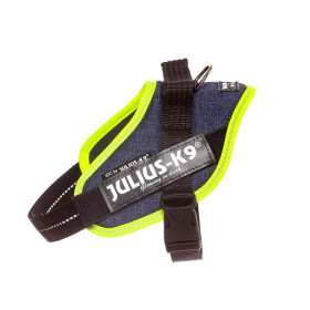 IDC-Powerharness for labels, Mini jeans-stuff and neon-edge