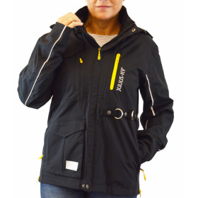 Outdoor- Jacke-Handsfree