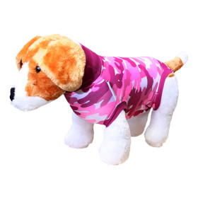 Suitical Display Dog + XXXS Pink Camo (Musterhund)