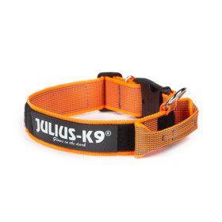 Color & Gray series-K9® Halsband mit Haltegriff...