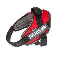 IDC® POWAIR Geschirr mit Logofeld, Gr.: S , rot