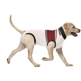 """Suitical - Recovery Suit Hund Germany Look """"Fan Edition"""" - Größe L"""