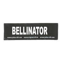 BELLINATOR - Logo groß, 1 Paar!