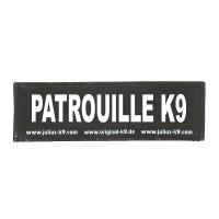 PATROUILLE K9 - Logo groß, 1 Paar!
